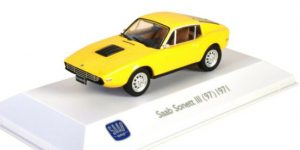 1971 Saab SONETT III 1:43 (Saab Car Museum Collection)