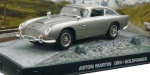 Aston Martin DBS - James Bond 007 Goldfinger 1:43