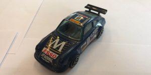 Porsche 911 (11) - Bburago 1:43