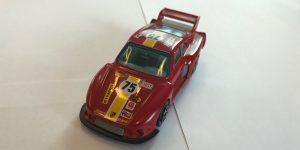 Porsche 935 TT (75) - Bburago 1:43