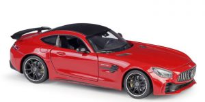 Mercedes-Benz AMG GT R - 1:24 Welly