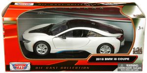 2018 BMW i8 Coupe 1:24