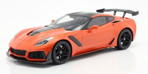 Chevrolet Corvette ZR1 Orange
