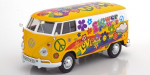 Volkswagen Flower Power bus Motor Max