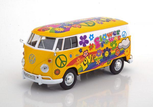 Volkswagen Flower Power bus Motor Max