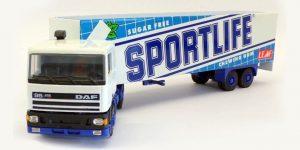 Sportlife DAF Truck 95XF - Lion Toys 1:50