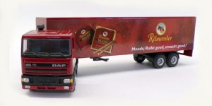 Ritmeester DAF Truck 95XF - Lion Toys 1:50