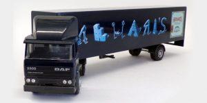 Meharis Truck 95XF - Lion Toys 1:50