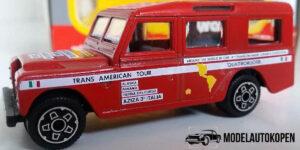 Land Rover Aziza - Bburago 1:43