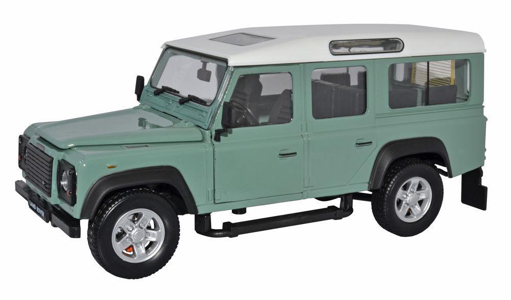 Land Rover Defender 1:24