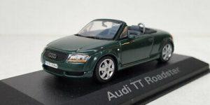 Audi TT Roadster - Wemi 1:43