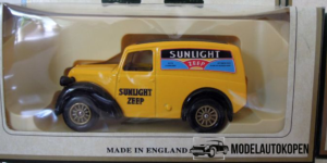 1950 Morris Z Van Sunlight