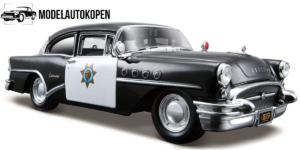 1955 Buick Century politieauto