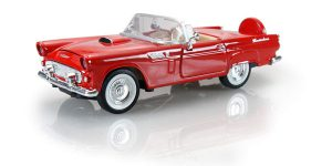 1956 Ford Thunderbird 1:24