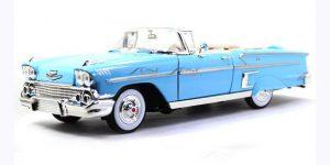 1958 Chevy Impala - Motor Max 1:18