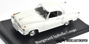 1959 Borgward Isabella Coupé (Wit)