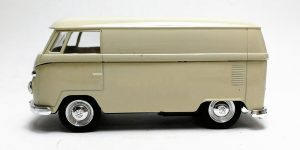 1963 Volkswagen bus T1 - Welly 1/34-1/39