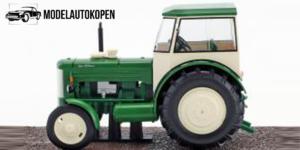 1966 Zetor 50 Super Tractor