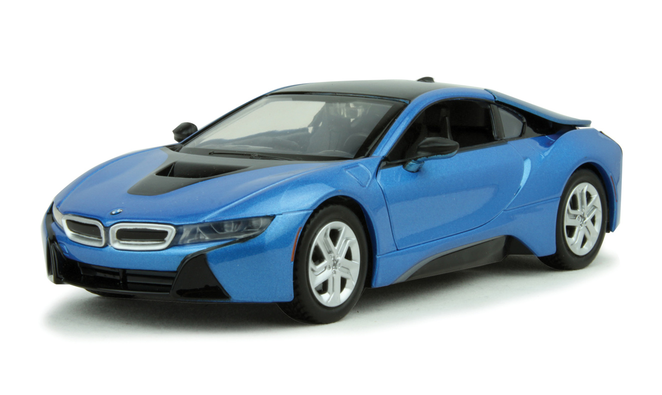 2018 BMW i8 Coupe - Motor Max 1:24