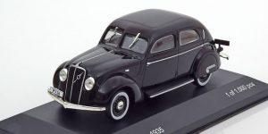 1935 Volvo PV800 Taxi - Atlas 1:43