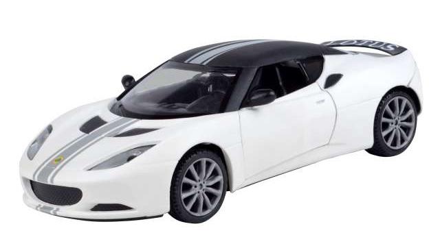 2012 Lotus Evora Satin Series - Motor Max 1:24