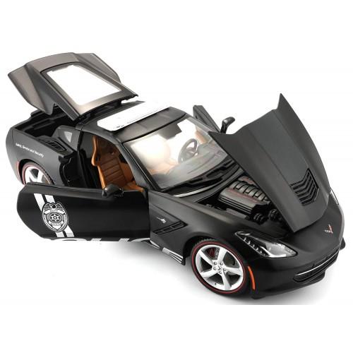 2014 Corvette Stingray Police - Maisto 1:18