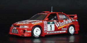 1998 Mitsubishi Lancer Evo V 1:43