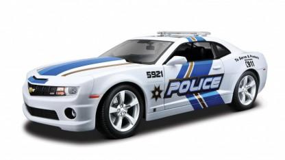 2010 Chevrolet Camaro SS RS politieauto 1:24