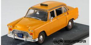 Checker Marathon Taxi / James Bond - Altaya 007 Collection 1:43