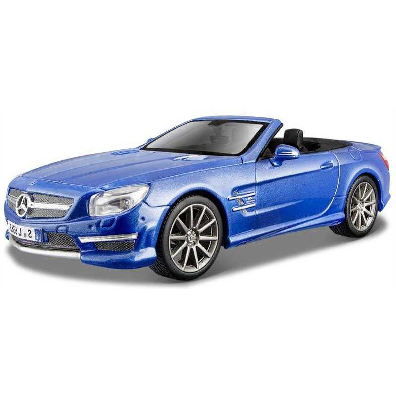 Mercedes-Benz SL 63 AMG 1:24