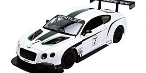Bentley Continental GT3 1:24 (2)
