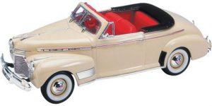 1941 Chevrolet Special Deluxe 1:24