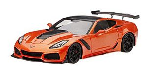 2019 Chevrolet Corvette C7 ZR1 Pull Back and Go 1:43