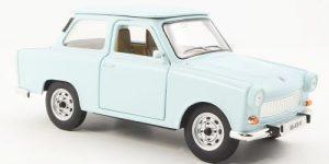 1963 Trabant 601 1:24