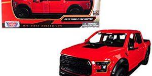 2017 Ford F-150 Raptor - Motor Max 1:27
