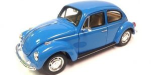 1959 Volkswagen Beetle (Hard-Top) 1:24