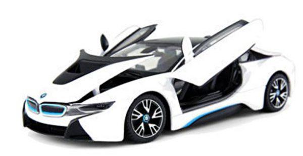 2018 BMW i8 Coupe 1:24