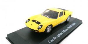 1966 Lamborghini MIURA P400 1:43