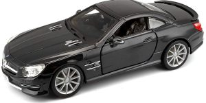 Mercedes-Benz SL 65 AMG Hardtop