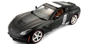 2014 Corvette Stingray Police - Maisto 1:18