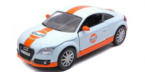 Audi TT Coupe 1:24 (Gulf Collection)