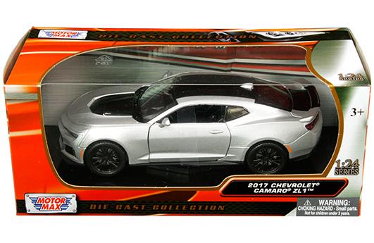 2017 Chevrolet Camaro ZL1 - Motor Max 1:24