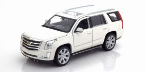 2017 Cadillac Escalade 1:24 Welly