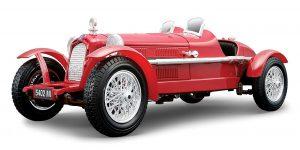Alfa Romeo 8C 2300 Monza 1931 - Bburago 1:18
