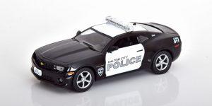 Chevrolet Camaro SS Police - Altaya 1:43