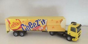 Cheez'it DAF Truck - Lion Toys 1:50