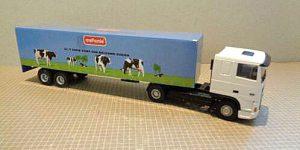 Melkunie DAF Truck 95XF - Lion Toys 1:50