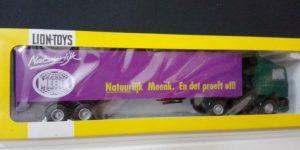 Meenk DAF Truck met trailer - Lion Toys 1:50