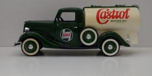 Castrol Pickup Truck 1:18