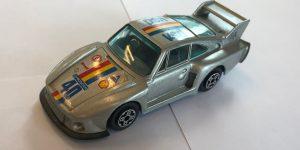Porsche 935 TT (40) - Bburago 1:43